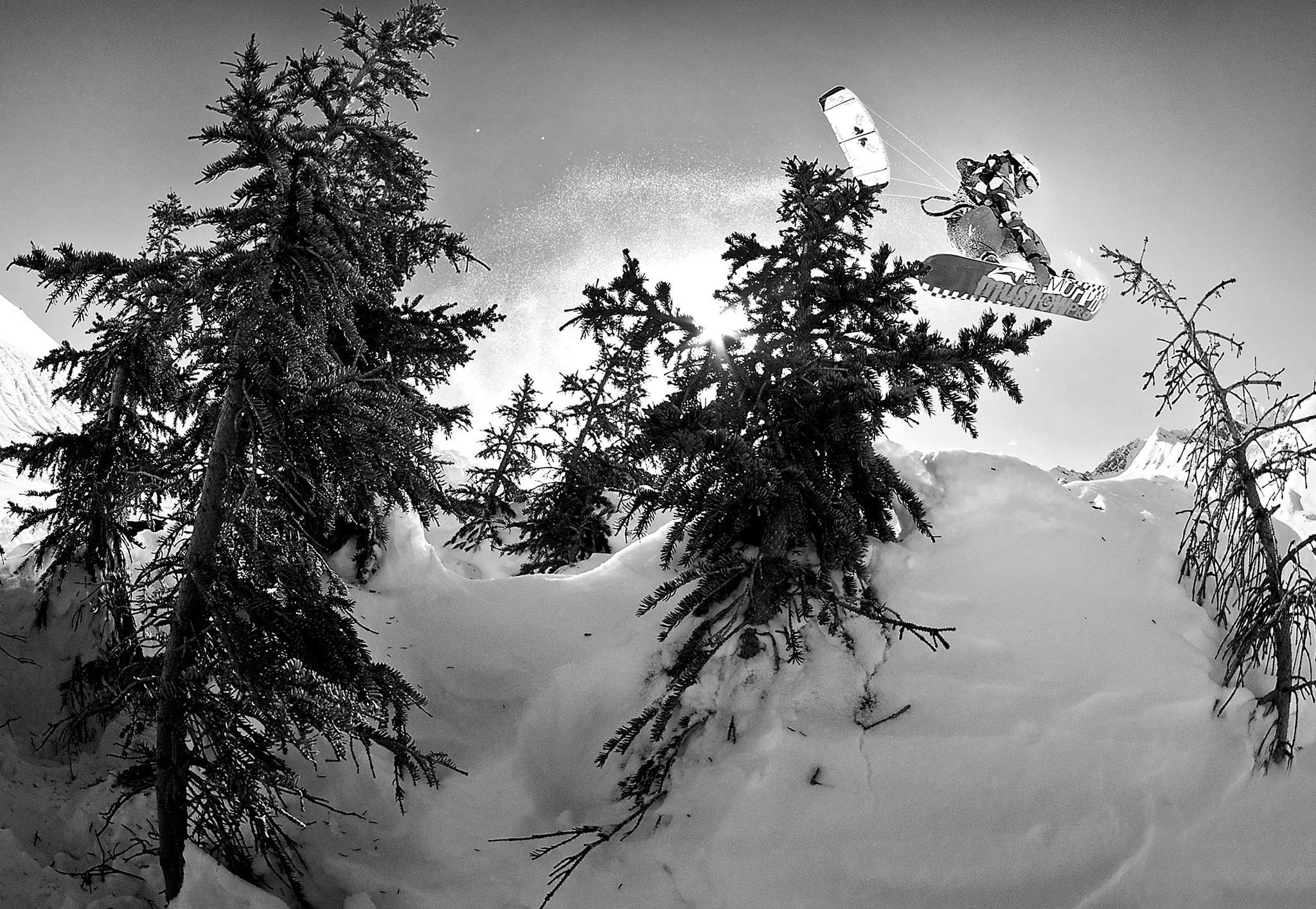 Oliver Palmers // Treetop Air // Thompson Pass, AK // 2010