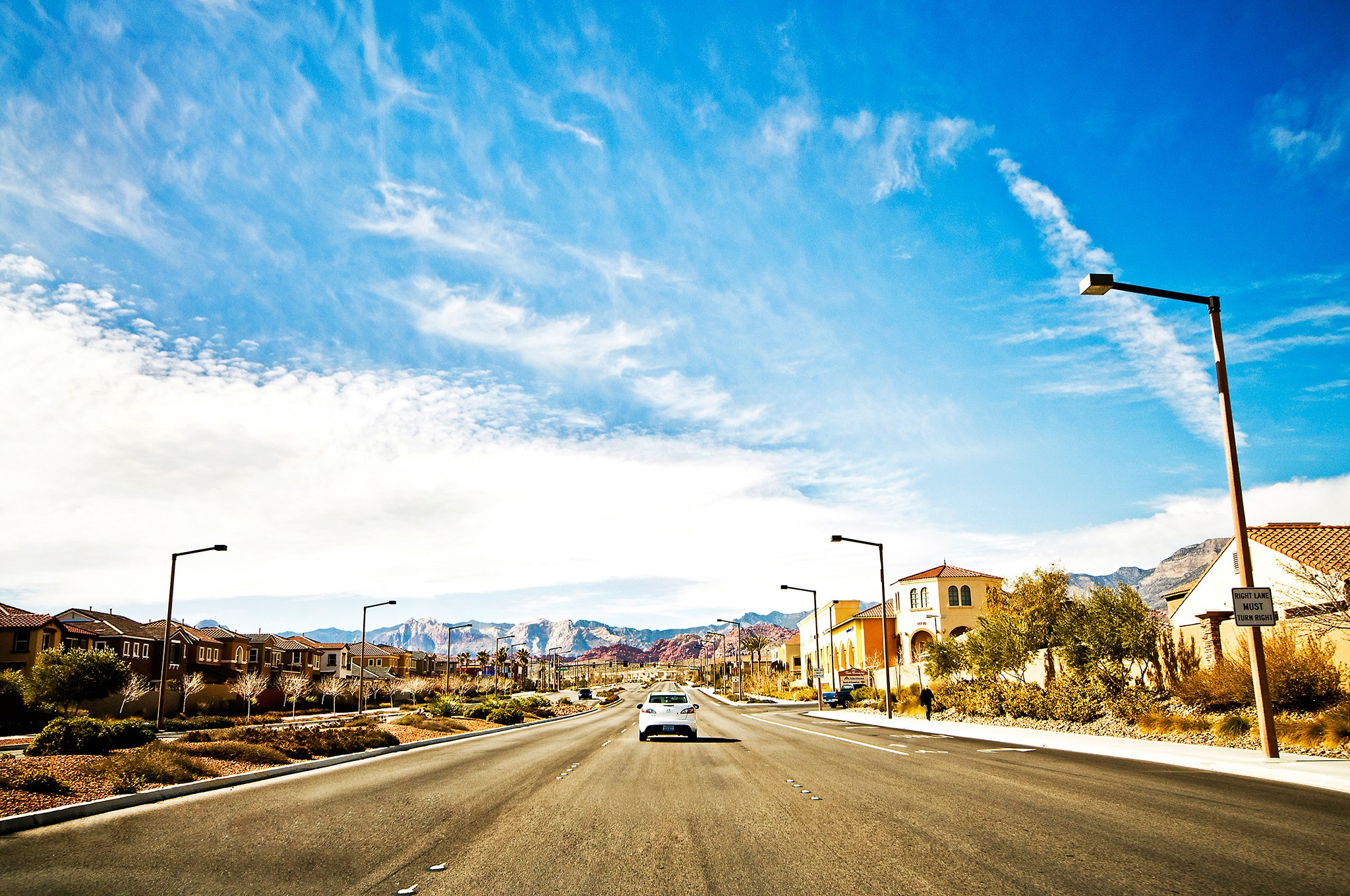 Road to Red Rock // Las Vegas, NV // 2011