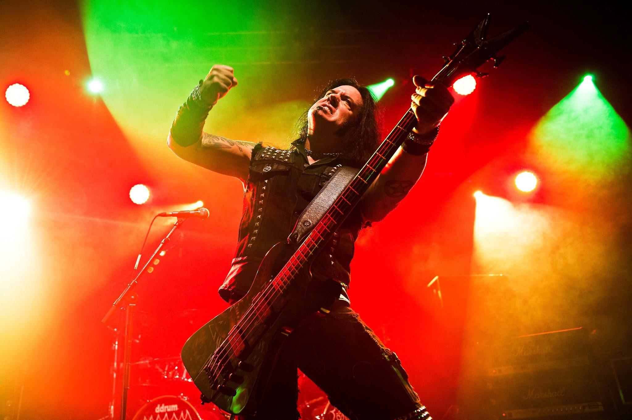 Morbid Angel // ((Szene)) Vienna, Austria // 2012