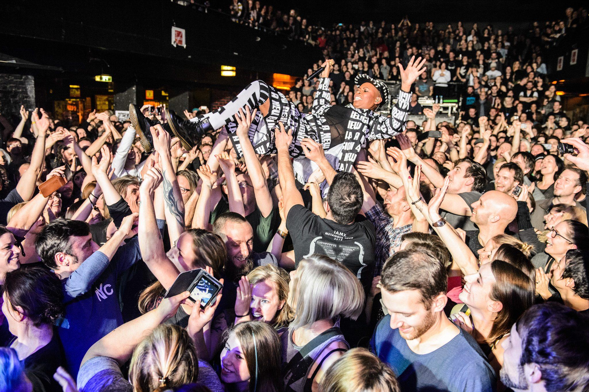 Skunk Anansie // Arena, Vienna // 2017